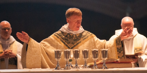 Mass and Prayer Schedule